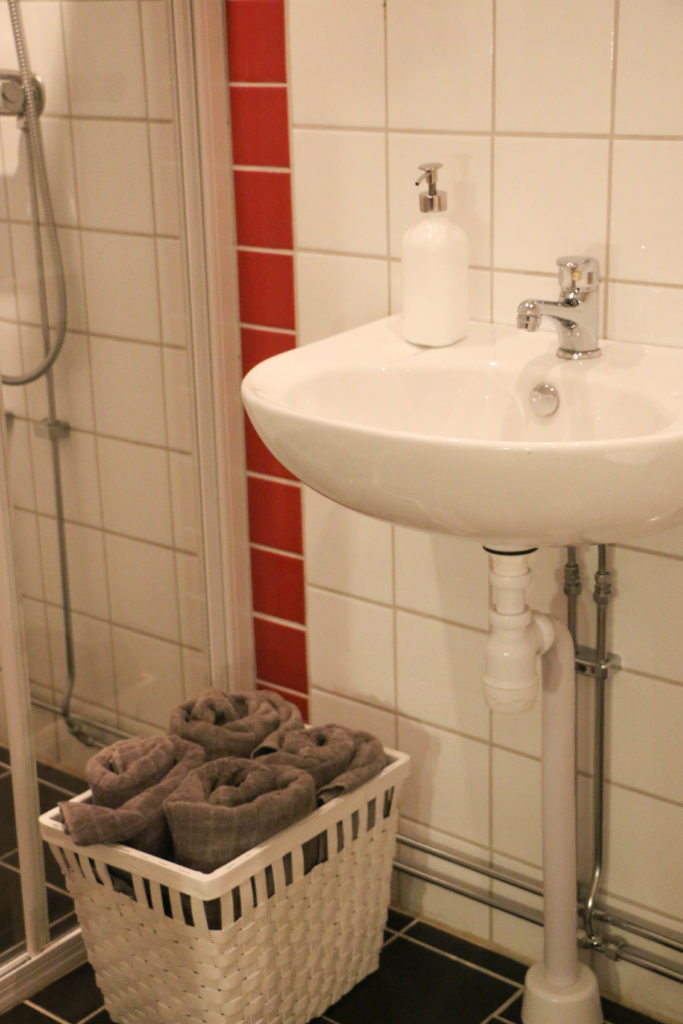 Hotell Hedåsen Twinrum - handdukar