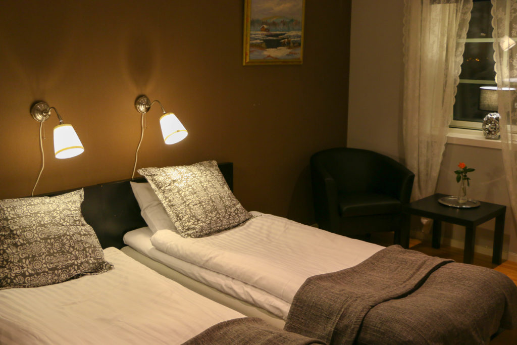 Hotell Hedåsen Twin Rum Romantiskt